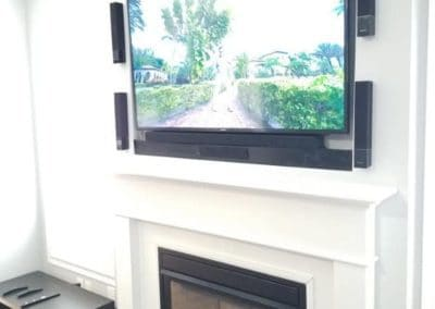 professional tv mount