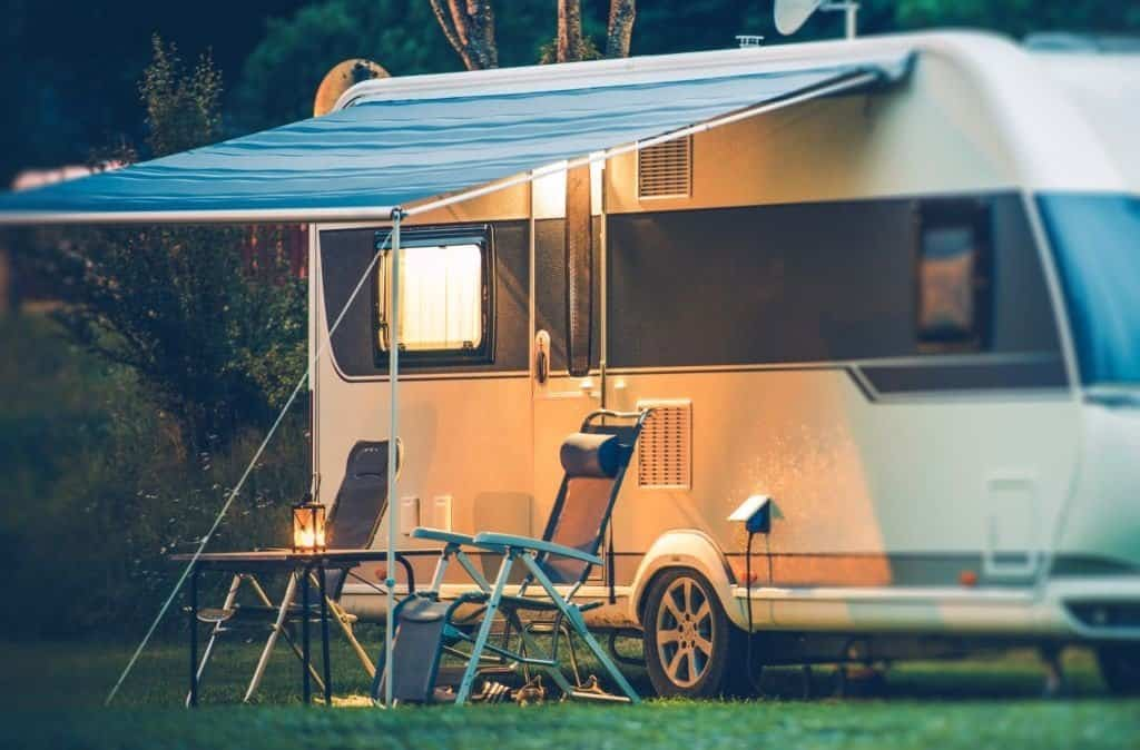 attach a tv mount on an rv wall